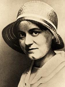 Edith Stein, sepia