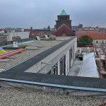 Dachvorbereitung Solaranlage 26. KW